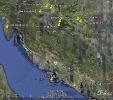9A0HQ 2009 - karta lokacija
